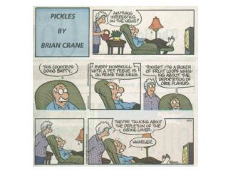Ozone Layer Cartoon (Pickles)