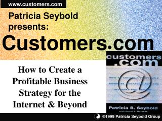 How to Create a Profitable Business Strategy for the Internet & Beyond