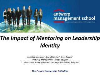 The Impact of Mentoring on Leadership Identity