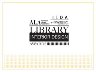 The Library Interior Design Awards