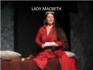 how did lady macbeth and macbeths