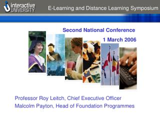 E-Learning and Distance Learning Symposium
