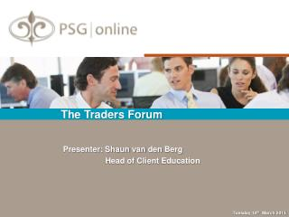 The Traders Forum
