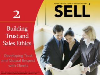 Building Trust and Sales Ethics