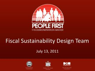 Fiscal Sustainability Design Team