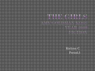 The girls Amy Goldman Koss Year 2000 Fiction