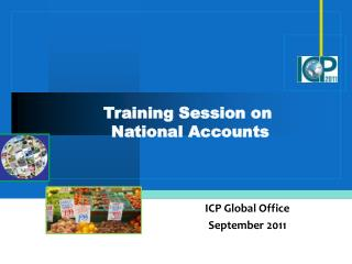 Training Session on  National Accounts