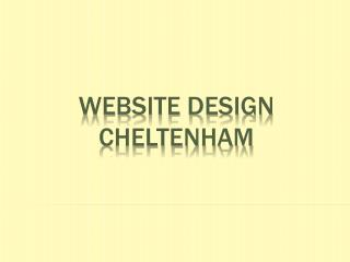 Website design cheltenham
