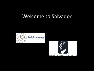 Welcome to Salvador
