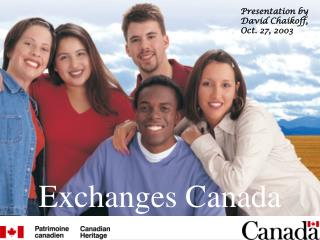 Exchanges Canada