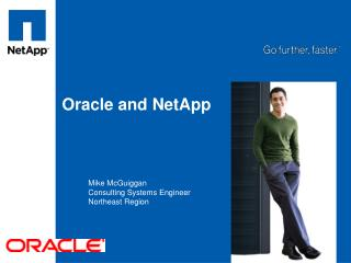 Oracle and NetApp