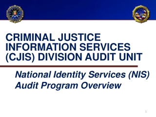 Crime Records Service   Access and Dissemination Bureau Audit and Training Unit