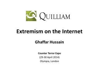 Extremism on the Internet