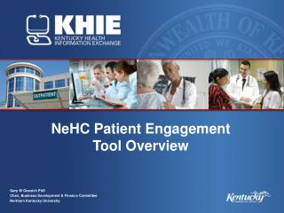 NeHC Patient  Engagement  Tool  Overview