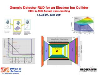 Generic Detector R&D for an Electron Ion Collider RHIC & AGS Annual Users Meeting