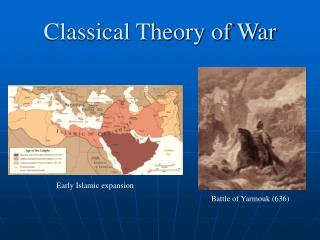 Classical Theory of War