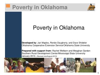 Poverty in Oklahoma