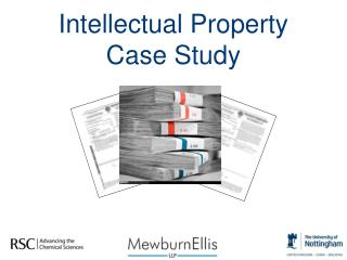 Intellectual Property  Case Study
