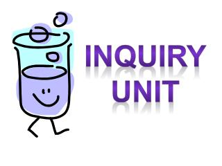 Inquiry Unit