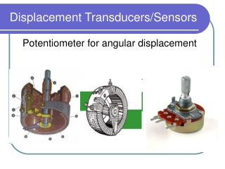 Displacement Transducers/Sensors