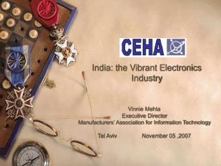 India: the Vibrant Electronics Industry