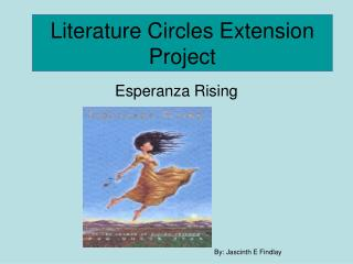 Literature Circles Extension Project