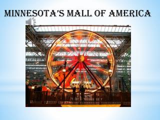 Minnesota's Mall of America