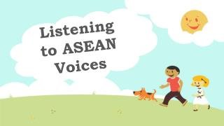 Listening to ASEAN Voices