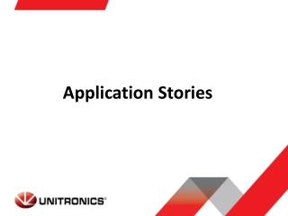 Application Stories