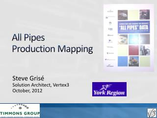 All Pipes Production Mapping