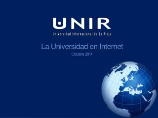 La Universidad en Internet