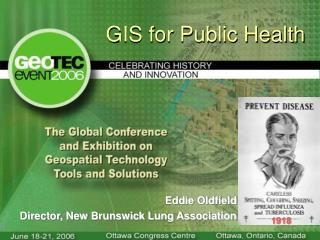 GIS for Public Health