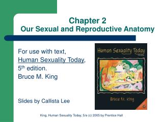 Chapter 2 Our Sexual and Reproductive Anatomy