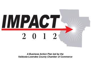 A Business Action Plan led by the  Valdosta-Lowndes County Chamber of Commerce