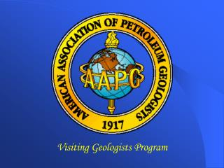 Visiting Geologists Program