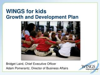 WINGS for kids Growth and Development Plan