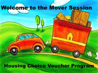 Welcome to the Mover Session