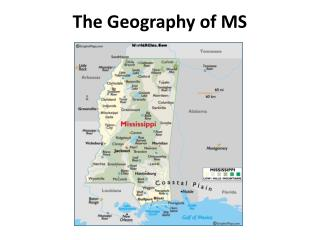 The Geography of MS