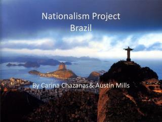 Nationalism Project Brazil