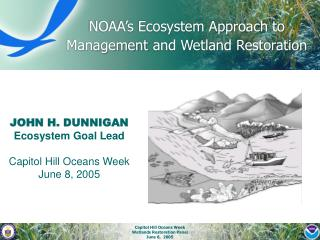 NOAA's Ecosystem Approach to Management and Wetland Restoration