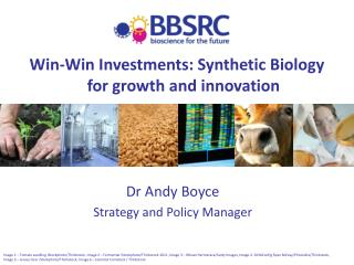 Win-Win Investments: Synthetic Biology for growth and innovation