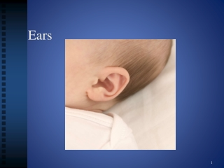 EAR DISORDERS AND HEARING LOSS