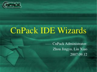 CnPack IDE Wizards