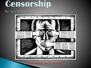 Censorship By: Eric  Drooker