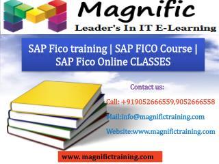 SAP Fico training | SAP FICO Course | SAP Fico Online CLASS