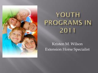 Youth Programs in 2011