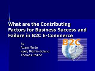 What are the Contributing Factors for Business Success and Failure in B2C E-Commerce