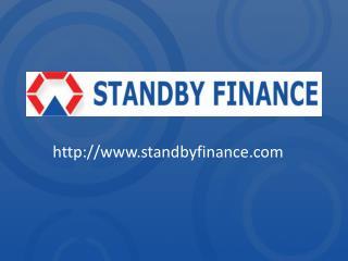 Standby Finance LLC 2