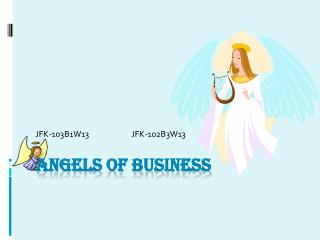 Angels of Business