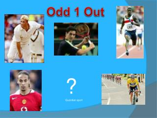 Odd 1 Out